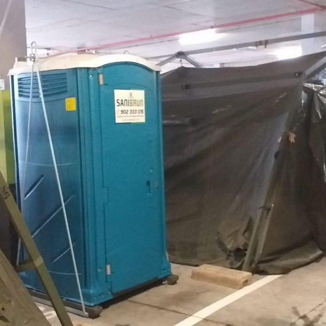 duchas portatiles en asturias